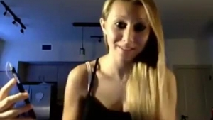 Blonde beauty fell in love with her best friend's boyfriend, and did what she would do to him